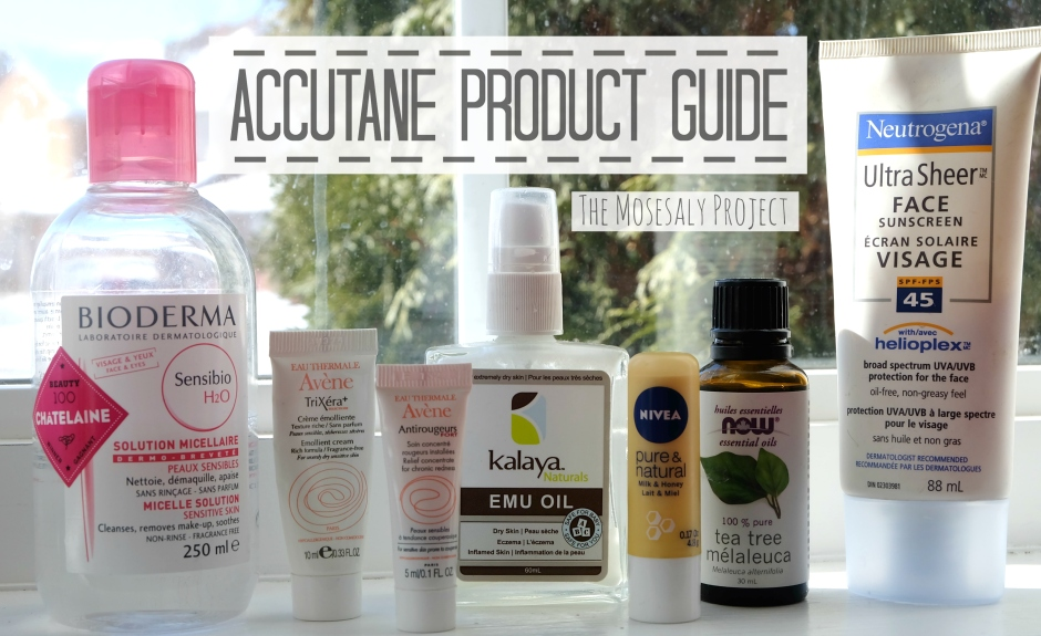 accutane product guide