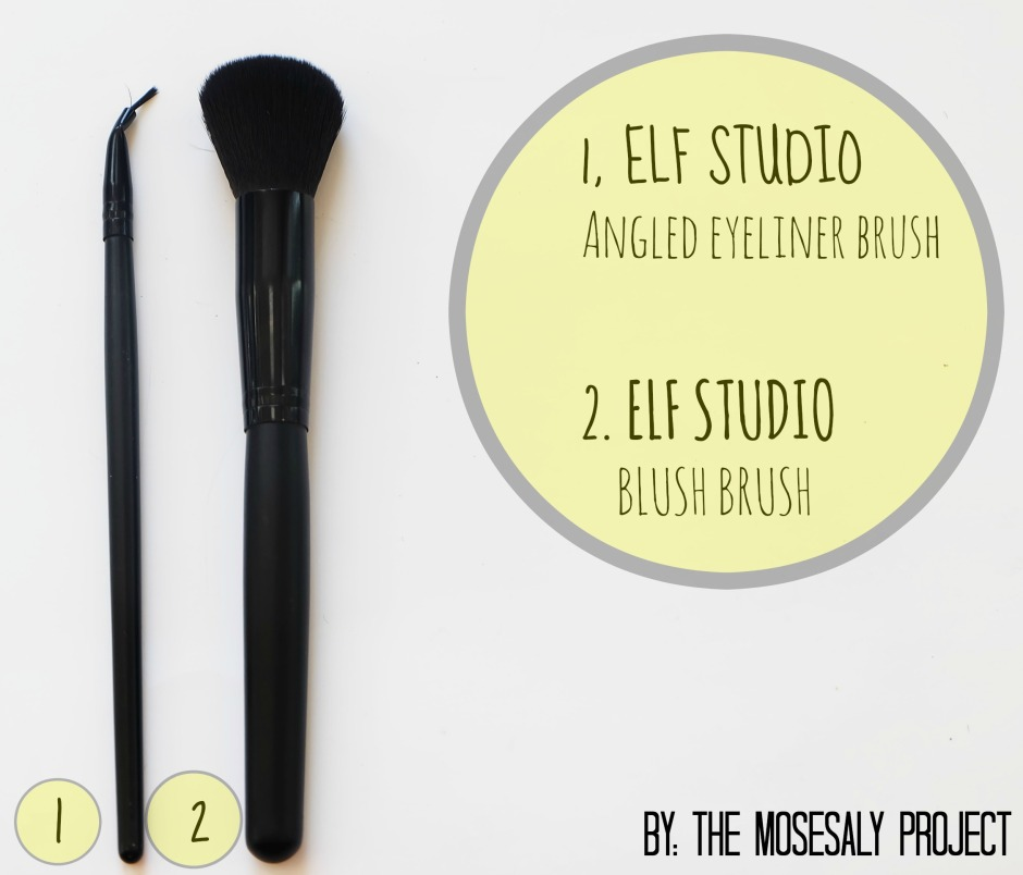 ELF Brushes edit