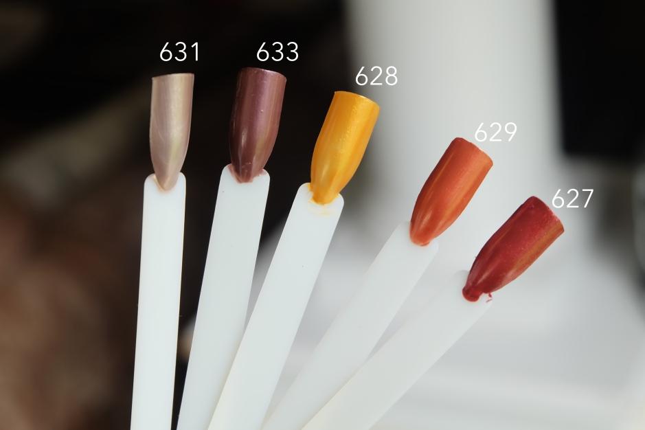 metallic inglot 02m breathable nail polish