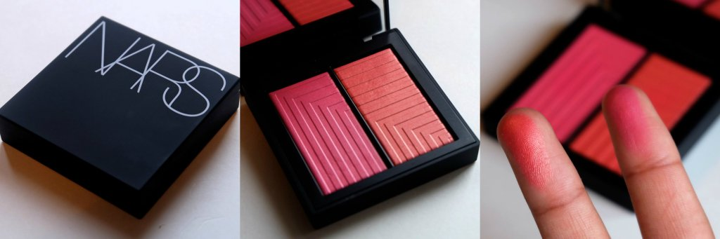NARS PANIC DUAL INTENSITY BLUSH